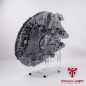 Preview: 2in1 Display Stand for 75192 UCS Millennium Falcon Vers. 2