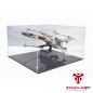 Preview: 10240 UCS Red Five X-wing Starfighter Acryl Vitrine