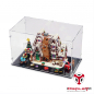 Preview: 10267 Gingerbread House Display Case