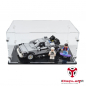Preview: 21103 DeLorean Time Machine Display Case