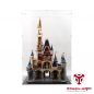Mobile Preview: 71040 Disney Schloß - Acryl Vitrine