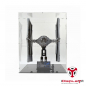 Mobile Preview: 75095 UCS TIE Fighter Acryl Vitrine
