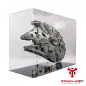 Preview: 75192 UCS Millennium Falcon (On Stand) Acryl Vitrine