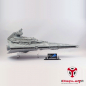 Preview: 75252 UCS Imperial Star Destroyer Acryl Ständer