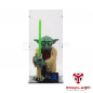 Preview: 75255 UCS Yoda Display Case