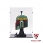 Mobile Preview: 75277 Boba Fett  Helm - Acryl Vitrine