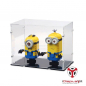 Preview: 75551 Minions and their Lair Display Case