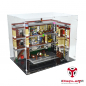 Preview: 75827 Ghostbusters Feuerwehr HQ Acryl Vitrine