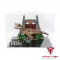 Mobile Preview: 75936 Jurassic Park: T.rex Rampage Acryl Vitrine