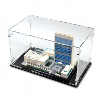 21018 United Nations HQ - Acryl Vitrine
