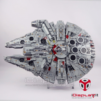 2in1 Display Stand for 75192 UCS Millennium Falcon Vers. 2