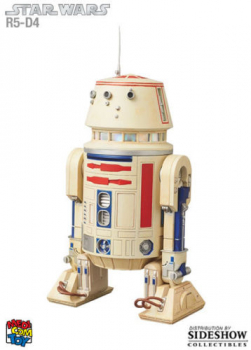 R5-D4 Sixth Scale Figure by Medicom Toy RAH