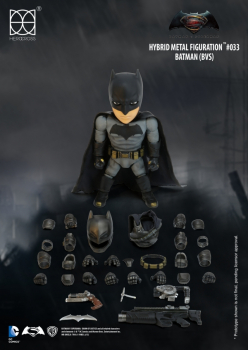 Batman (BvS) & Full Set Armor