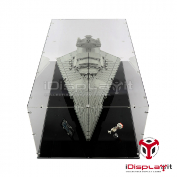 10030 UCS Imperial Star Destroyer Display Case