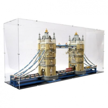 10214 Tower Bridge Acryl Vitrine