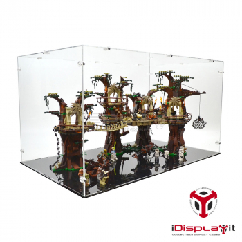10236 Ewok Village Display Case