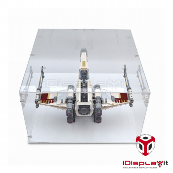 10240 UCS Red Five X-wing Starfighter Acryl Vitrine