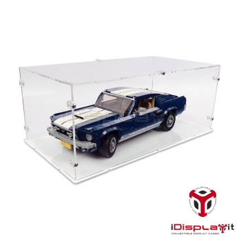 10265 Ford Mustang Display Case