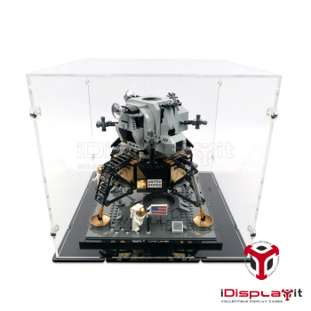 10266 Apollo 11 Lunar Lander Display Case