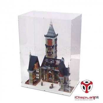 10273 Haunted House Display Case