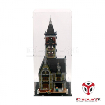 10273 Haunted House Geisterhaus (Closed) - Acryl Vitrine