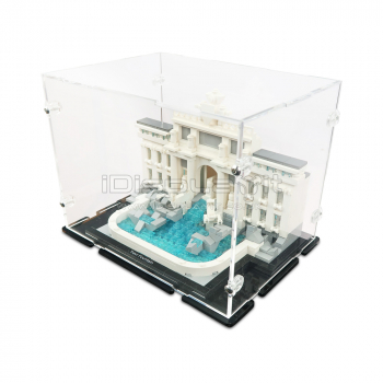 21020 Trevi Fountain Display Case