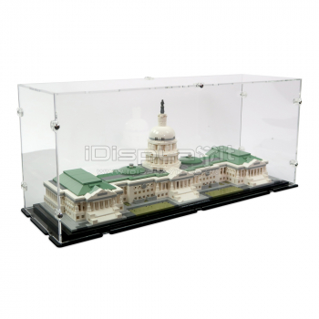 21030 US Capitol Building Display Case