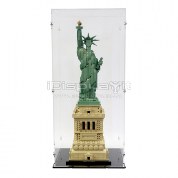 21042 Statue of Liberty Display Case