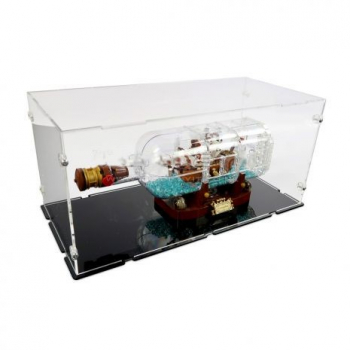 21313 Ship in a Bottle Display Case