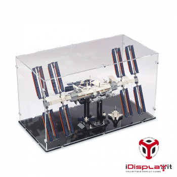 21321 International Space Station Display Case
