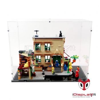 21324 123 Sesame Street Display Case
