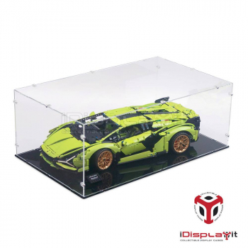 42115 Lamborghini Sián FKP 37 Display Case