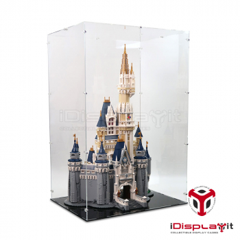71040 Disney Castle Display Case
