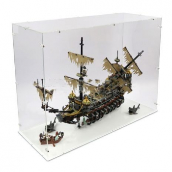71042 Silent Mary Display Case