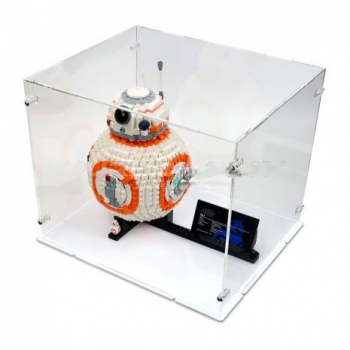 75187 UCS BB-8 Display Case