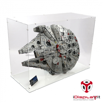 75192 UCS Millennium Falcon (On Stand) Display Case
