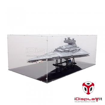 75252 UCS Imperial Star Destroyer Display Case