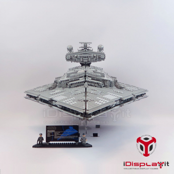75252 UCS Imperial Star Destroyer Acryl Ständer