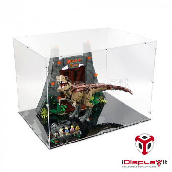 75936 Jurassic Park: T.Rex Rampage Display Case