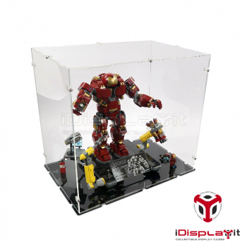 76105 The Hulkbuster - Ultron Edition Acryl Vitrine