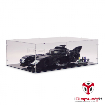 76139 UCS 1989 Batmobile Display Case (Large)