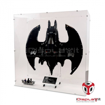 76161 UCS 1989 Batwing Display Case & Stand