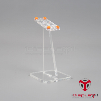 Angled Display Stand for Lego Models (12cm)