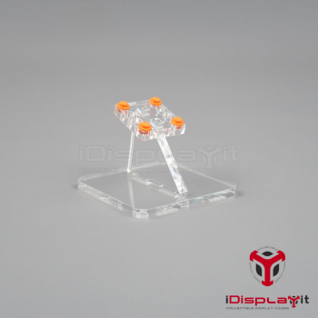 Angled Display Stand for Lego Models (4cm)
