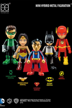 Mini Justice League