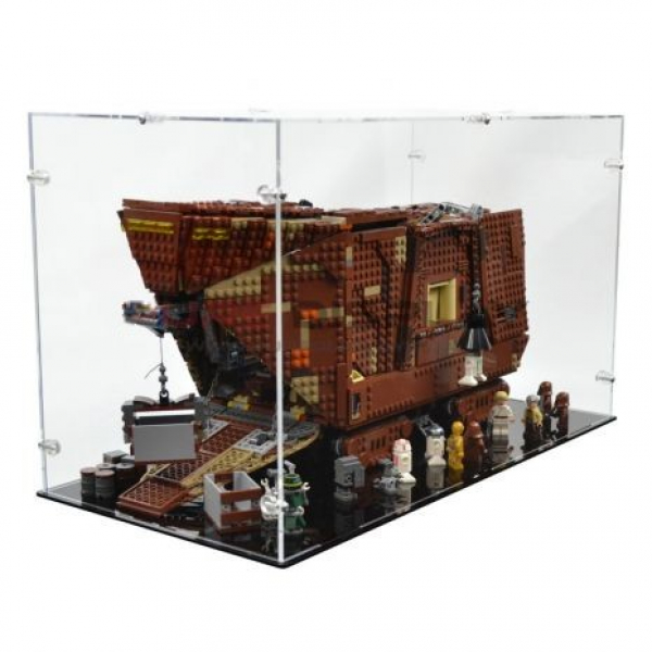 75059 Sandcrawler Display Case