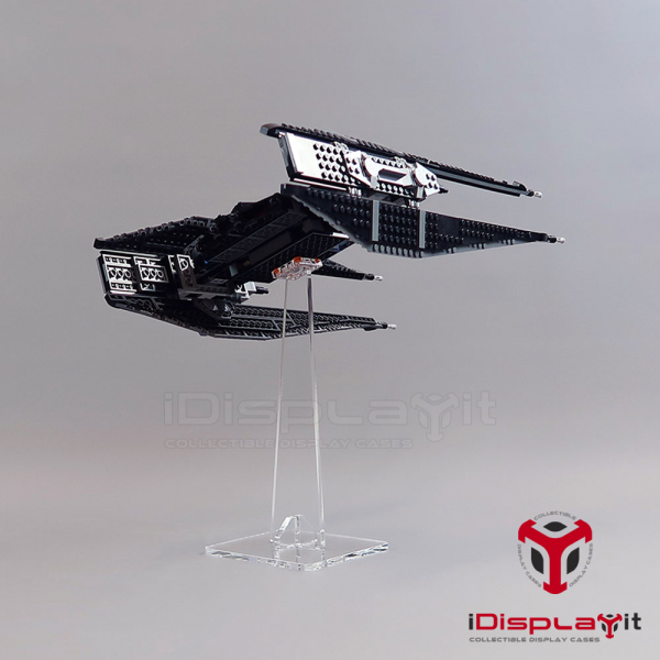 Angled Display Stand for Lego Models (24 cm)