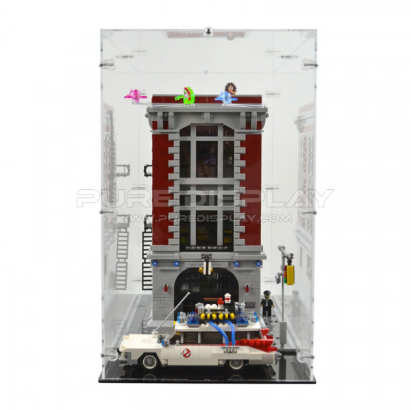 75827 Ghostbusters Feuerwehr HQ (Closed Only) - Acryl Vitrine