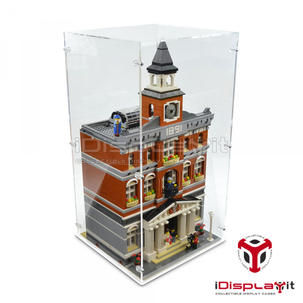 10224 Town Hall Display Case