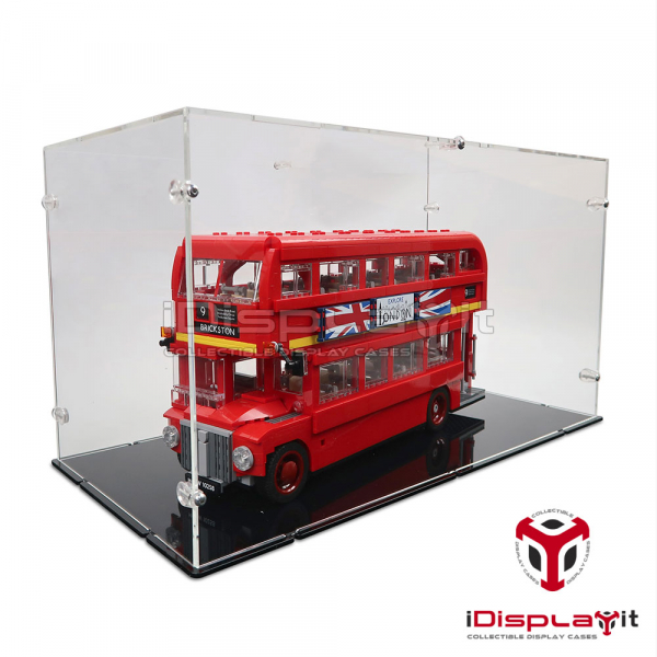 10258 London Bus Display Case